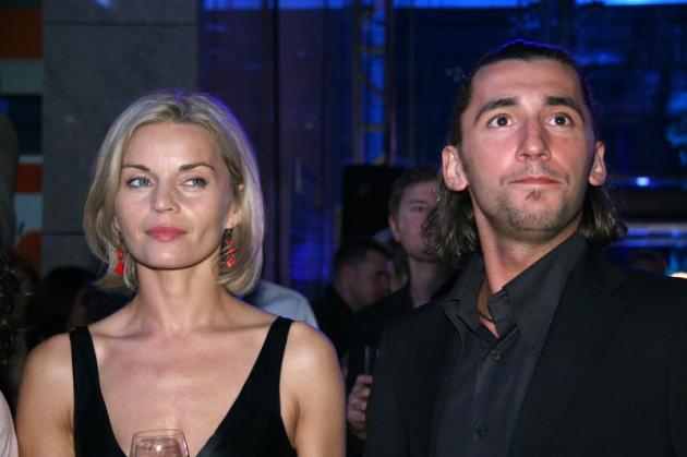 """PHOTO: BARTOSZ KRUPA/EAST NEWS  WARSZAWA 25/05/2007  KONCERT ADAMA SZTABY, PROMOCJA NOWEJ MARKI W BRANZY MUZYCZNEJ - """"MYPLACE""""  N/Z: MALGORZATA FOREMNIAK I RAFAL MASERAK"""