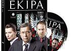 """Serial """"Ekipa"""" w telewizji Polsat i w """"Bibliotece Gazety Wyborczej"""""""