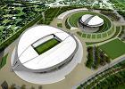 Stadion Narodowy na błoniach obok Stadionu X-lecia