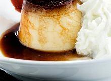 Creme caramel - deser śmietankowo-karmelowy - ugotuj