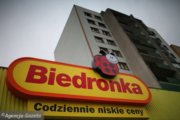 Sklep Biedronka