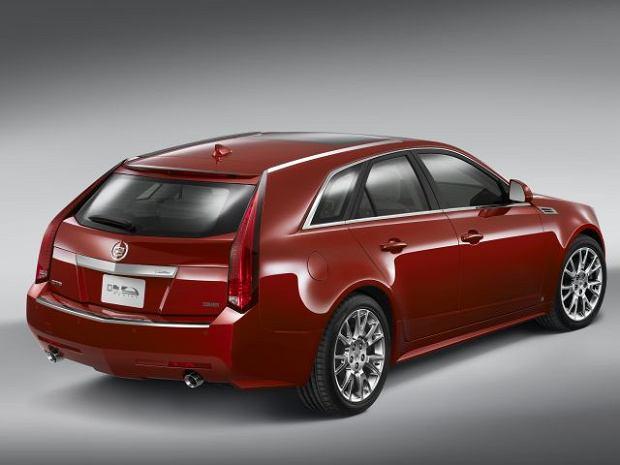 Kolejny pierwszy Wagon Cadillaca