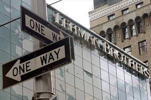 Bankructwo Grecji mo�e si� sko�czy� jak upadek Lehman Brothers