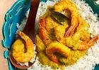 Menu dnia z doskona�ym curry