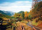 Gorce jesienią. Turbat znaczy szalony