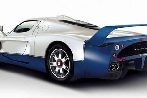 Maserati nowym kr�lem Nurburgringu