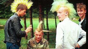 Festiwal w Jarocinie 1992 r.