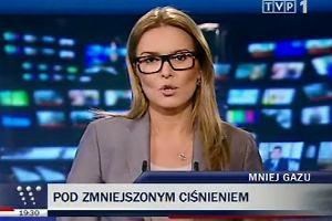"""Hanna Lis znowu zawieszona w """"Wiadomo�ciach"""" TVP"""