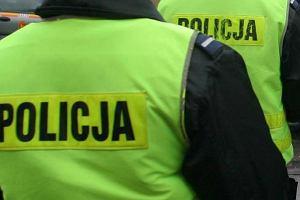 Policjant przejecha� pieszego i uciek�. Ba� si� linczu?