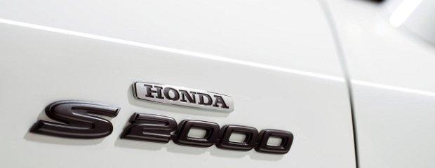 Honda S2000 powróci?