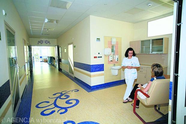 Maria Dziura szefem szpitala przy Madali�skiego. Zaj�a miejsce Chazana