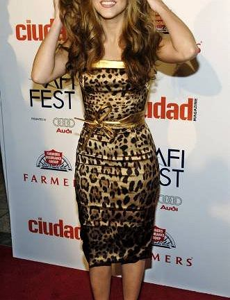 Shakira fot. AP