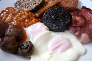 Podróże kulinarne do Wielkiej brytanii. Szkocja - haggis dla Burnsa