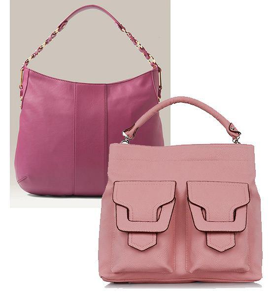 f2f7f73c86f2f Drożej/taniej: różowa torba na wiosnę