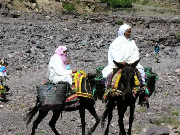 Maroko - G�ry Atlas, czyli zdobywamy szczyty