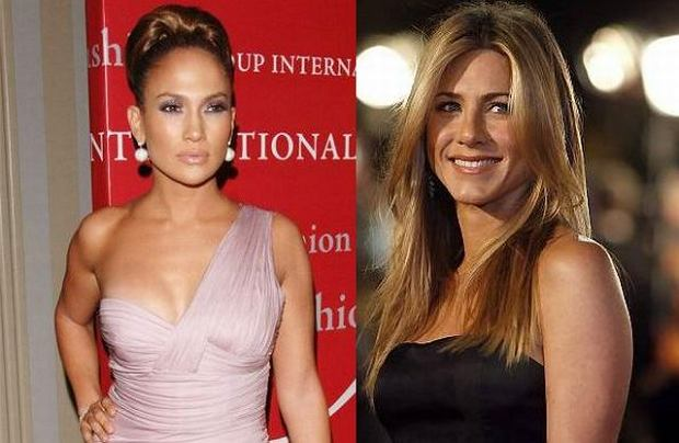 Jennifer Lopez oskarża Jennifer Aniston o kradzież!