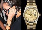 Z szafy gwiazd: zegarek Victorii Beckham