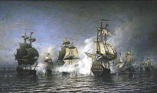 Bitwa morska koło Ozylii