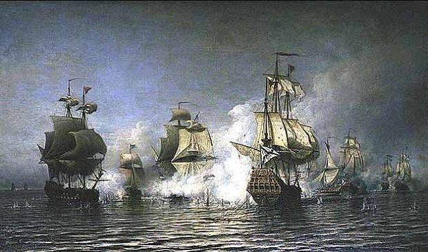 Bitwa morska ko�o Ozylii