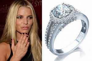 Zerwał z nią bo chciała pierścionek