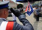 Bydgoscy policjanci maj� sw�j sztandar