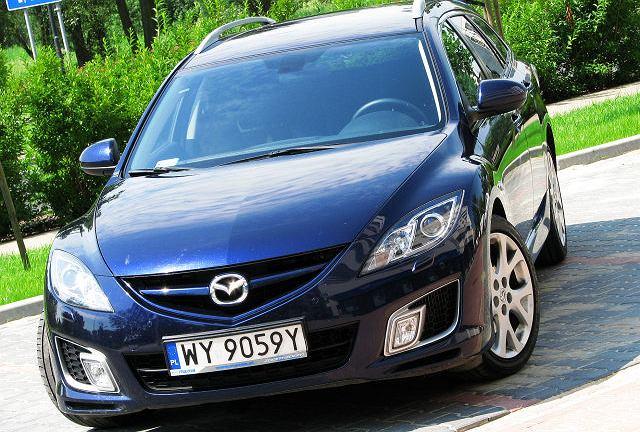 Mazda 6 2.2 MZR-CD Sport