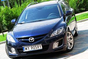 Mazda 6 2.2 MZR-CD Sport - test | Za kierownicą