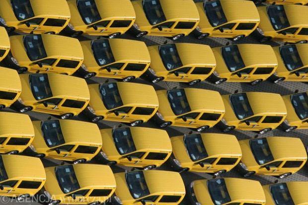 Sprzeda� nowych aut w lipcu