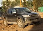 Toyota Hilux | Test wideo