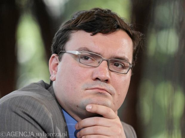 Jan Pi�ski, redaktor naczelny