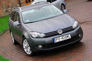 Volkswagen Golf Variant 1.4 TSI - test | Pierwsza jazda