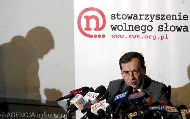Zdjęcie numer 4 w galerii - Mariusz Kamiński na spotkaniu z wyborcami. Nagle wstaje b. szef CBA i zadaje niewygodne pytanie
