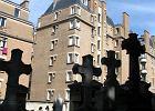 Paryskie cmentarze. Pere Lachaise i Montparnasse