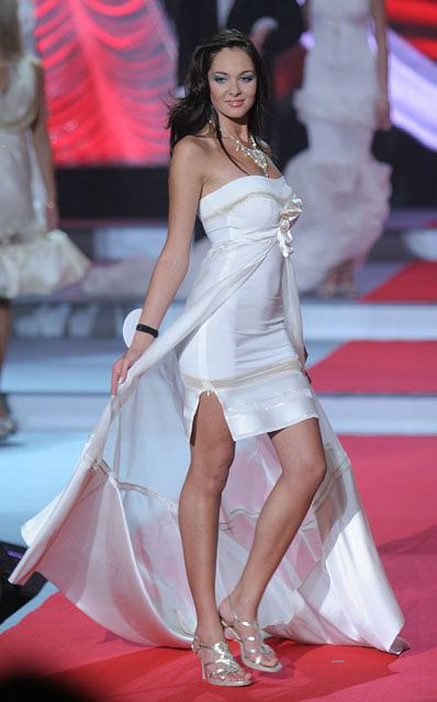 86cb8a4f6264f Nareszcie sukces! Polka o krok od tytułu Miss Earth 2009