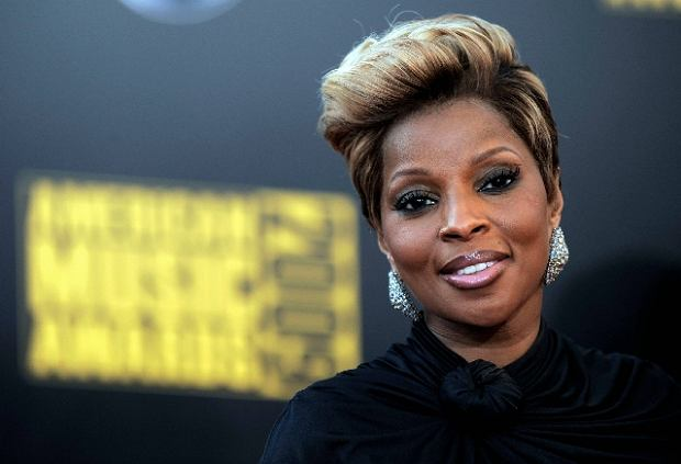 "Mary J. Blige opublikowała klip do piosenki ""Right Now""."