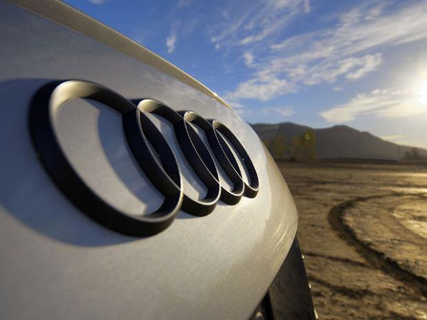 Historia ko�em si� toczy - Audi