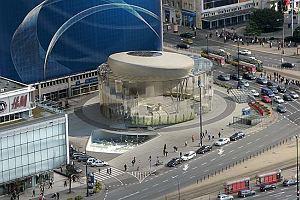 Rotunda do zburzenia. Co powstanie w jej miejscu?