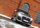 Fiat Doblo Panorama - test | Za kierownic�