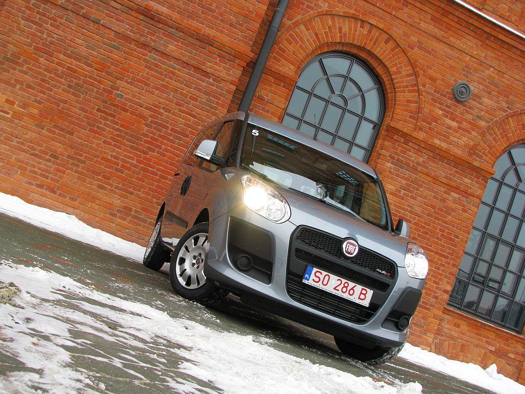 Fiat Doblo Panorama 1.6 Multijet