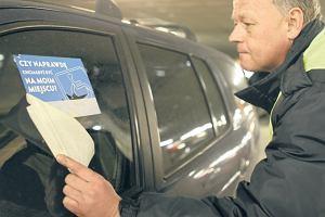 C.H. Reduta walczy z parkowaniem na miejscach dla niepe�nosprawnych
