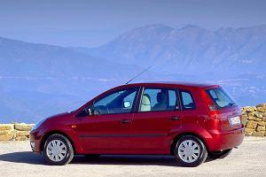 Ford Fiesta (2001-2008) - opinie Moto.pl