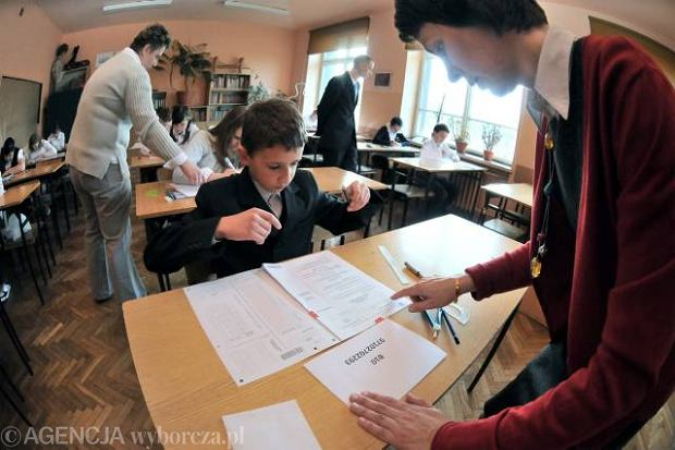 Nowo�� w szkole: nieobowi�zkowy test dla dziesi�ciolatk�w