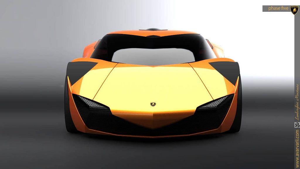 Lamborghini Minotauro 2020