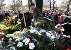 T�umy na pogrzebie t�umacza prezydenta