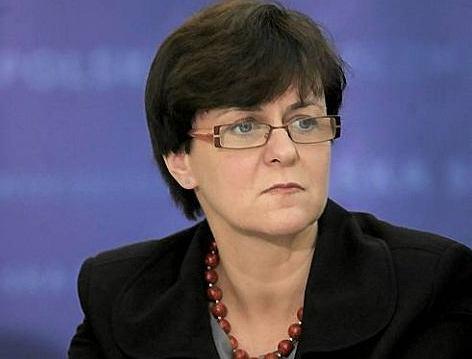 Joanna Kluzik-Rostkowska, według słów prezesa PiS-u, nie będzie