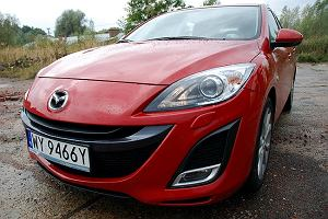 Mazda 3 2.0 i-stop - test | Za kierownic�