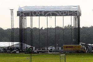 Buduj� scen� dla AC/DC. W czwartek koncert na Bemowie