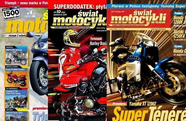 Najpopularniejsze czasopisma motoryzacyjne