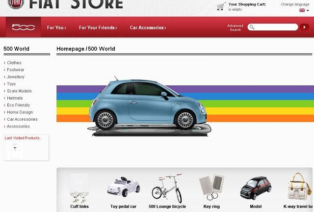 Fiat Store
