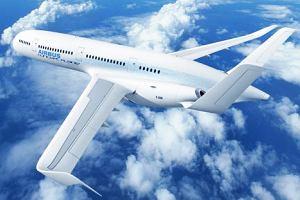 Obrazek Dnia: Pasa�erski samolot przysz�o�ci z 2030 roku